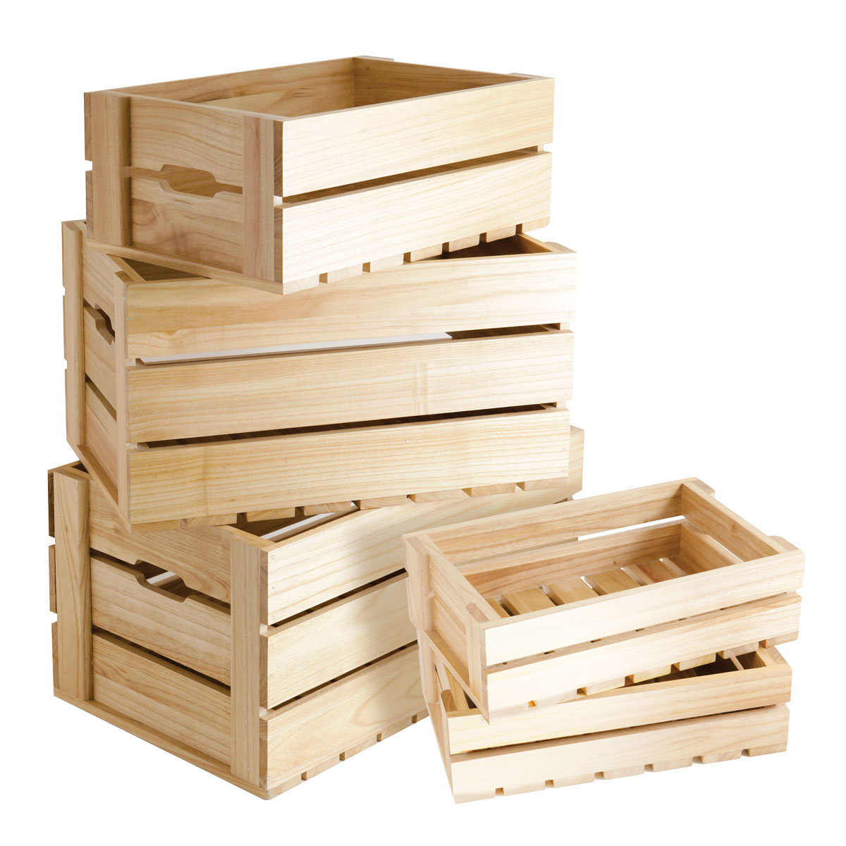 Simple scale home projects using wooden crates mens - Cajones de madera ikea ...